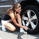 Auto Gadgets zu Reifenwechsel