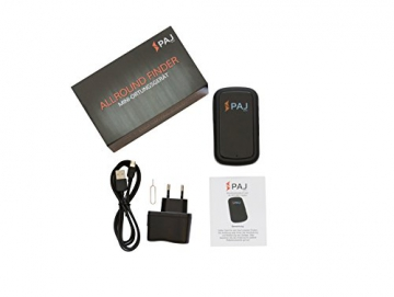 Allround Finder von PAJ GPS Tracker zur Live Ortung von Personen und Fahrzeug KFZ mit bis zu 30 Tagen Akku NEU Gratis SMS App für iOS und Android - SMS-Variante - 2