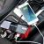 BESTEK 3 Fach Zigarettenanzünder Verteiler Adapter, 4 USB Ports Ladegerät für Smartphone Tablet PC, 12/24V DC, Rot - 4