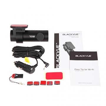 Blackvue DR650S-1CH inkl. 64GB Single GPS Autokamera Dashcam Full HD Wi-Fi Cloud Dash-Cam - 5
