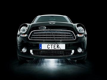 CTEK MXS 5.0 Batterieladegerät Mit Automatischer Temperaturkompensation, 12V 5.0 Amp (EU Stecker) - 8