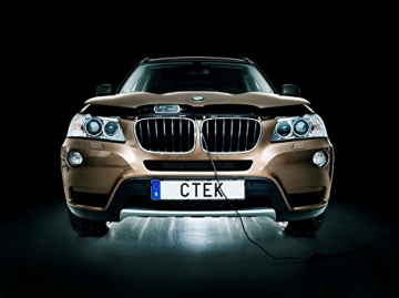 CTEK MXS 5.0 Batterieladegerät Mit Automatischer Temperaturkompensation, 12V 5.0 Amp (EU Stecker) - 9
