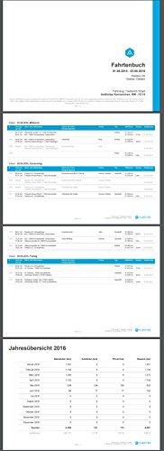 FLEETIZE Elektronisches Fahrtenbuch, Finanzamtkonform, GPS Tracker mit EU-SIM-Karte, Fahrtenschreiber, OBD2-Betrieb am PKW und LKW, integrierter Sabotageschutz, vollautomatisch, flottenfähig, kabellos - 8