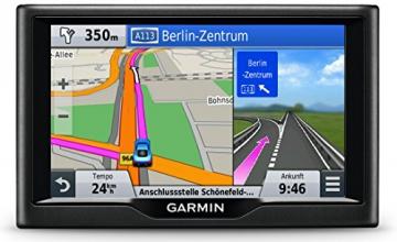 Garmin nüvi 57LMT Navigationsgerät - Zentraleuropa Karte, lebenslange Kartenupdates, Premium Verkehrsfunklizenz, 5 Zoll (12,7cm) Touchscreen - 4