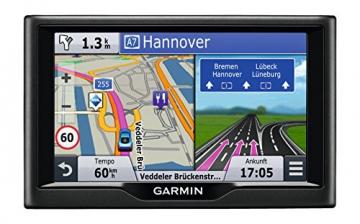 Garmin nüvi 57LMT Navigationsgerät - Zentraleuropa Karte, lebenslange Kartenupdates, Premium Verkehrsfunklizenz, 5 Zoll (12,7cm) Touchscreen - 1