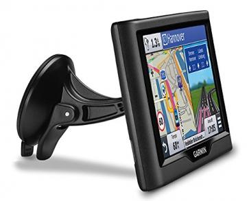 Garmin nüvi 57LMT Navigationsgerät - Zentraleuropa Karte, lebenslange Kartenupdates, Premium Verkehrsfunklizenz, 5 Zoll (12,7cm) Touchscreen - 10