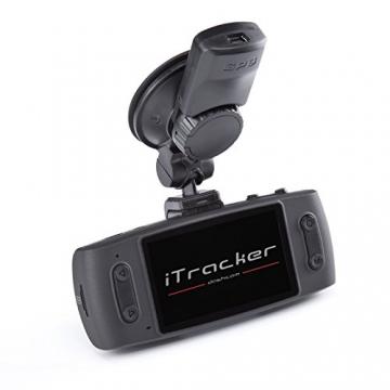 iTracker GS6000-A7 GPS Autokamera Dashcam SuperHD 1296p Dash-Cam Carcam - 1