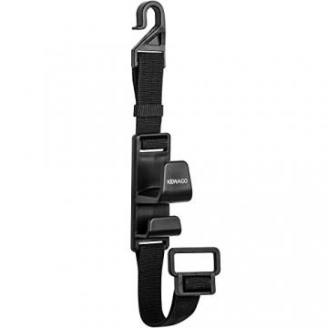Kewago Auto-Handtaschenhalter. Der clevere Handtaschen Haken für die Kopfstütze - 2