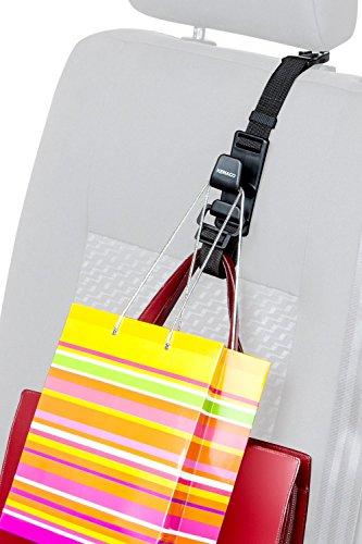 Kewago Auto-Handtaschenhalter. Der clevere Handtaschen Haken für die Kopfstütze - 4