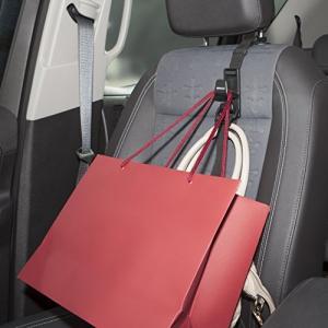 Kewago Auto-Handtaschenhalter. Der clevere Handtaschen Haken für die Kopfstütze - 5
