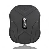 LEKEMI GPS Tracker Fahrzeug-Tracker mit einem starken Magnet, einer 5.000 mAh Batterie und kostenlosen Apps - 1