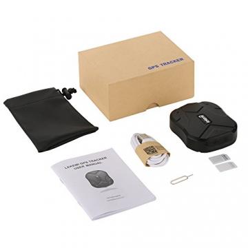 LEKEMI GPS Tracker Fahrzeug-Tracker mit einem starken Magnet, einer 5.000 mAh Batterie und kostenlosen Apps - 8