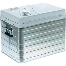 MOBICOOL  Q40 AC/DC   -  elektrische Alu-Kühlbox für Auto und Steckdose I Minikühlschrank I Fassungsvermögen 39 Liter I Energieklasse A++ - 1