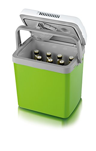 Severin KB 2922 Elektrische Kühlbox mit Kühl- und Warmhaltefunktion - 20 Liter, 230V / 12V DC - 2