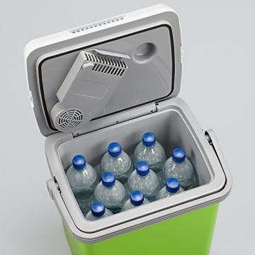 Severin KB 2922 Elektrische Kühlbox mit Kühl- und Warmhaltefunktion - 20 Liter, 230V / 12V DC - 4
