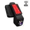 "TOGUARD Auto Kamera,Dash Cam,2.45"" LCD, WiFi WLAN, Unauffällige Dash Cam, FullHD 1080p Fahrzeug Auto Kamera, DVR Rekorder, Bewegliches Objektiv, G-Sensor, Loop Aufnahme, Parkmonitor - 1"