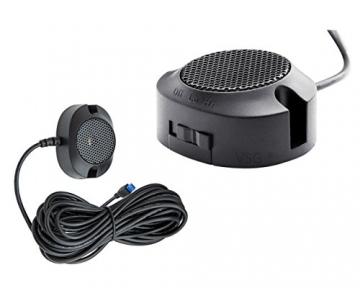 VSG® Einparkhilfe mit einem akustischen Signalgeber und inklusive 4 Sensoren in schwarz für hinten - 2