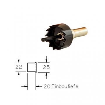 VSG® Einparkhilfe mit einem akustischen Signalgeber und inklusive 4 Sensoren in schwarz für hinten - 5