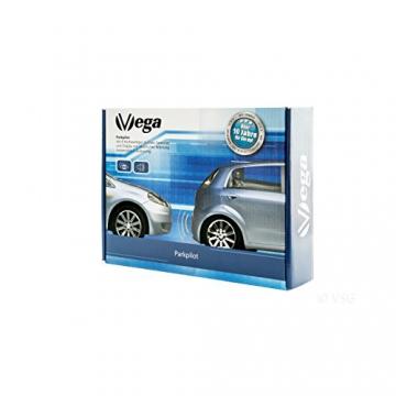 VSG® Einparkhilfe mit einem akustischen Signalgeber und inklusive 4 Sensoren in schwarz für hinten - 6